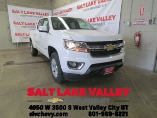 New 2020 Chevrolet Colorado 4WD Crew Cab 141 LT