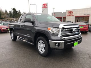 Used 2017 Toyota Tundra 4WD SR5 Double Cab 6.5' Bed 4.6L