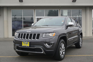 Used 2016 Jeep Grand Cherokee 4WD 4dr Limited