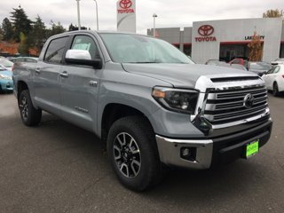 New 2021 Toyota Tundra 4WD Limited CrewMax 5.5' Bed 5.7L