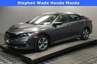 Used 2019 Honda Civic Sedan LX CVT