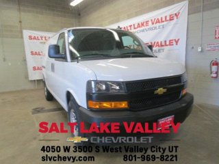 New 2020 Chevrolet Express Cargo Van RWD 2500 135
