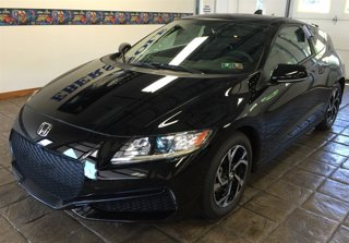 2016 Honda CR-Z 3dr CVT LX Hatchback