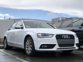 Used 2013 Audi A4 Premium