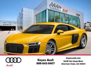 New 2018 Audi R8 Coupe V10 plus quattro