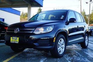 Used 2014 Volkswagen Tiguan 4MOTION 4dr Auto SE Sport Utility