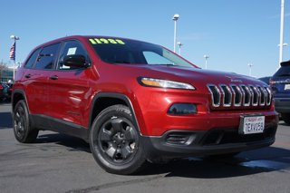 Used 2014 Jeep Cherokee FWD 4dr Sport Sport Utility
