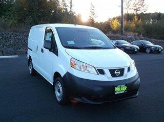 New 2015 Nissan NV200 I4 S