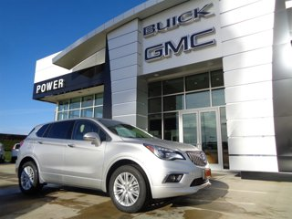 New 2017 Buick Envision AWD 4dr Preferred