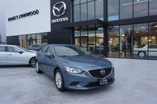 Used 2017 Mazda Mazda6 Sport Auto