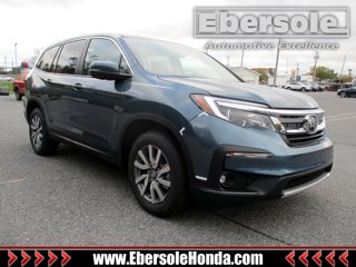 2020-Honda-Pilot-EX-L-w-Navi-and-RES-AWD