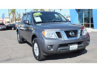 2017-Nissan-Frontier-SV-4DR-2WD