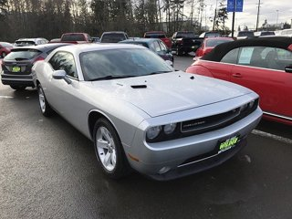 Used 2012 Dodge Challenger 2d Coupe R-T