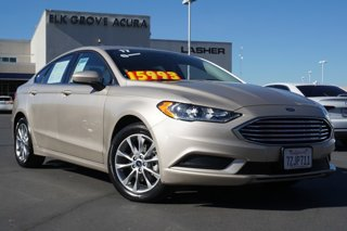 Used 2017 Ford Fusion SE FWD 4dr Car