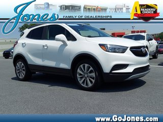 Used 2018 Buick Encore AWD 4dr Preferred