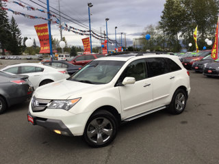 Used 2007 Acura MDX 4WD 4dr Sport-Entertainment Pkg