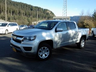 2015 Chevrolet Colorado 4WD Crew Cab 128.3 LT