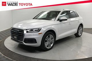 Used 2018 Audi Q5 Tech Premium Plus Sport Utility