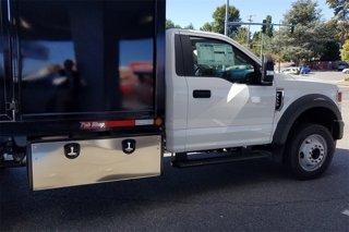 New 2021 Ford Super Duty F-550 DRW in  South Everett, WA