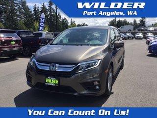 New 2019 Honda Odyssey EX-L Auto