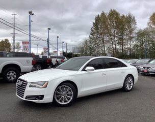 Used 2012 Audi A8 L 4dr Sdn