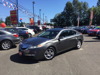Used 2009 Acura TL 4dr Sdn 2WD Tech