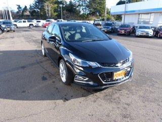 New 2017 Chevrolet Cruze 4dr Sdn 1.4L Premier w-1SF