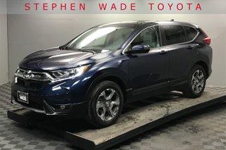 Used 2018 Honda CR-V EX AWD