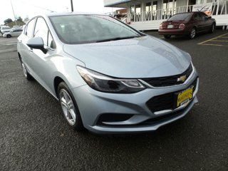 New 2017 Chevrolet Cruze 4dr Sdn 1.4L LT w-1SD