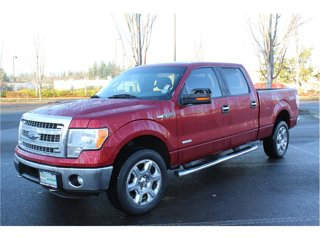 Used 2014 Ford F-150 XLT Pickup 4D 5 1-2 ft
