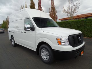 New 2018 Nissan NV Cargo NV3500 HD High Roof V8 SV