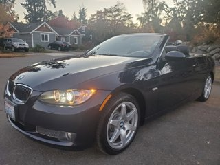 Used 2007 BMW 3 Series 2dr Conv 335i