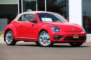 New 2019 Volkswagen Beetle Convertible SE Auto
