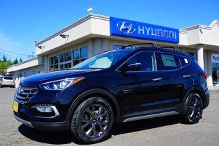 New 2017 Hyundai Santa Fe Sport 2.0T Ultimate Auto AWD Sport Utility