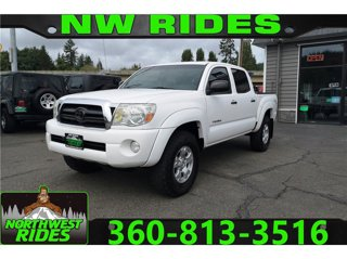 2007 Toyota Tacoma TRD OFF ROAD 4x4 4.0 Liter