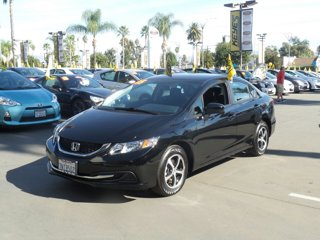 Used 2015 Honda Civic Sedan