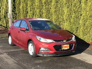 New 2017 Chevrolet Cruze 4dr HB 1.4L LT w-1SC