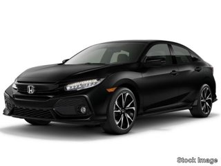 New 2017 Honda Civic Hatchback Sport Touring CVT
