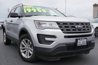 Used 2016 Ford Explorer 4WD 4dr Base Sport Utility