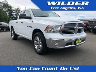 Used 2018 Ram 1500 Big Horn 4x4 Quad Cab 6'4 Box