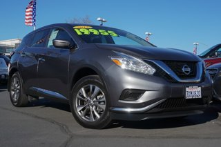 Used 2017 Nissan Murano 2017.5 FWD S Sport Utility