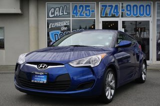 Used 2016 Hyundai Veloster 3dr Cpe Auto