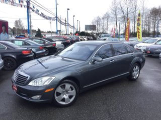 Used 2007 Mercedes-Benz S-Class 4dr Sdn 5.5L V8 RWD