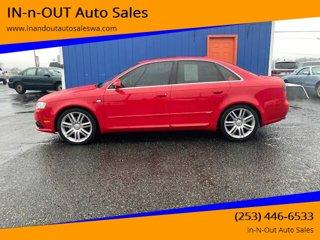 Used 2007 Audi A4 2.0T 4dr Sedan (2L I4 CVT)