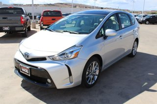 New 2017 Toyota Prius v Five Station Wagon