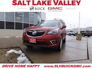 New 2020 Buick Envision AWD 4dr Preferred