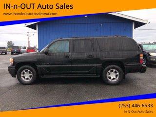 Used 2002 GMC Yukon XL 4dr 1500 AWD