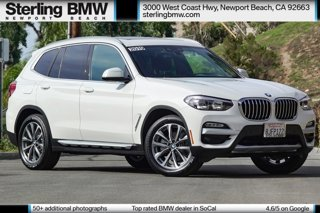 2019-BMW-X3-sDrive30i-Sports-Activity-Vehicle