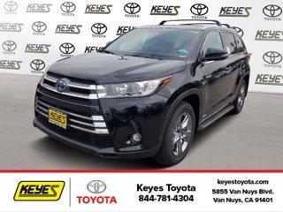 New-2019-Toyota-Highlander-Hybrid-Limited-Platinum-V6-AWD