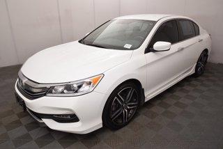 Used 2017 Honda Accord Sedan Sport CVT 4dr Car